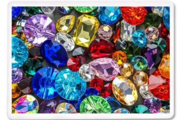 picture of gemstones